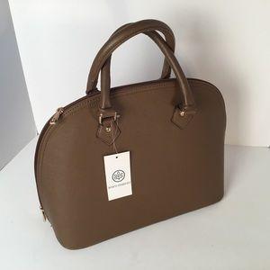 Handbags - Bossco Nebbioso's Women Handbags Khaki New